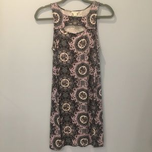 Aeropostale Mandala Print Dress